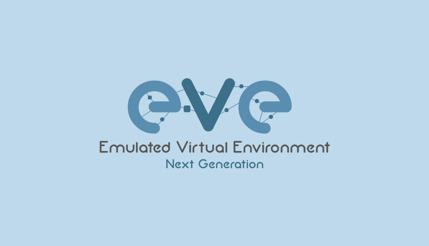 EVE-NG | Python Concept & Networking - APE-360 Network